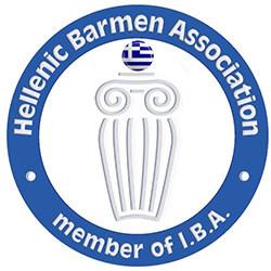 Hellenic Barman Association Logo